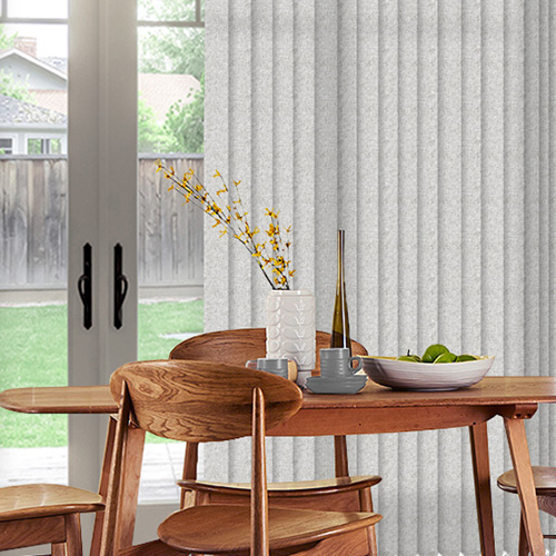 Devon Shadow Lifestyle Vertical blinds
