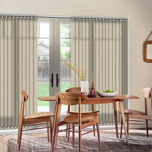 Sale Beige Lifestyle Vertical blinds