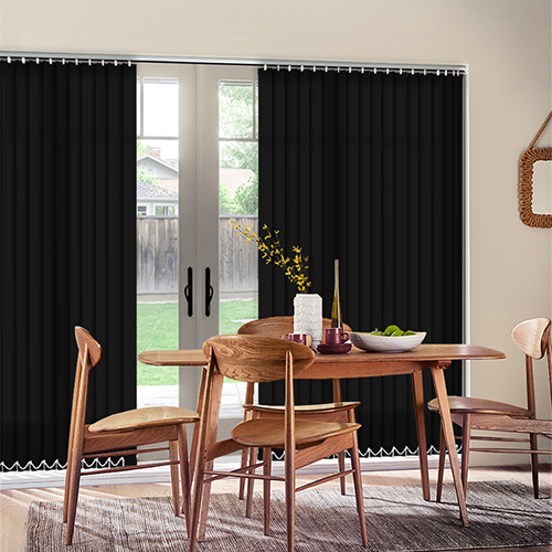 Sale Noir Lifestyle Vertical blinds