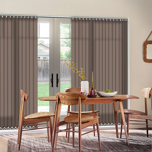 Sale Putty Vertical Blind
