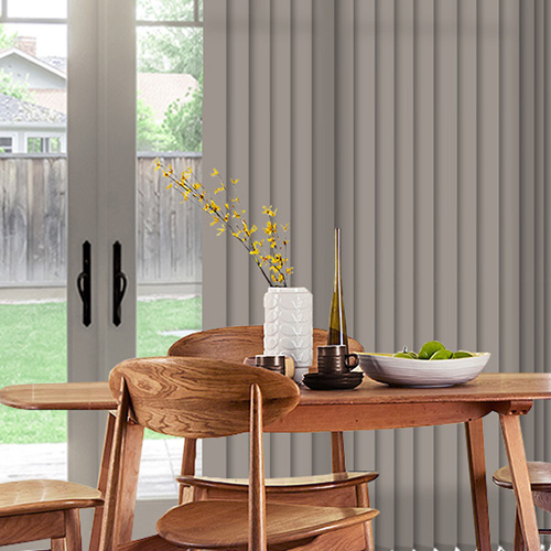 Sale Taupe Lifestyle Vertical blinds
