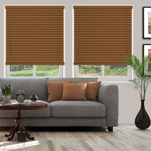 Dancing Brave Lifestyle Wooden blinds