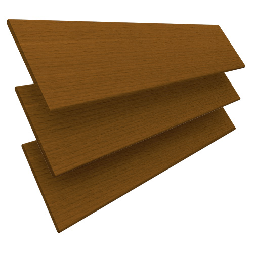 Dancing Brave Wooden blinds