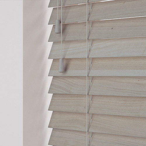 Dusty Acacia Lifestyle Wooden blinds