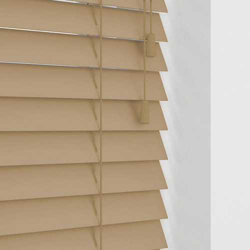 Urban Sands Lifestyle Wooden blinds