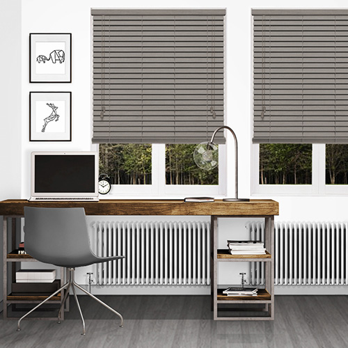 Bannister Beech Lifestyle Wooden blinds