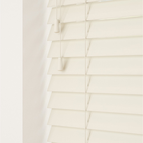 Ghost White Lifestyle Wooden blinds