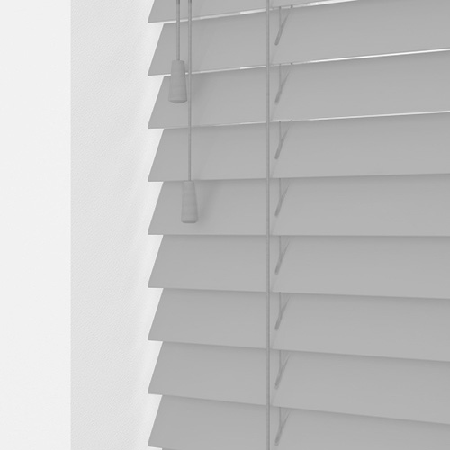 Silver Marlin Lifestyle Wooden blinds