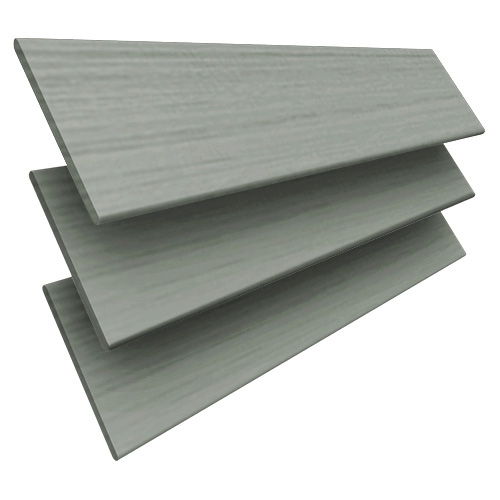 Slate Faux Wooden blinds