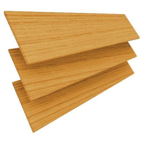 Native Oak Faux Wooden Blind