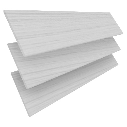 Native Off White Wooden blinds