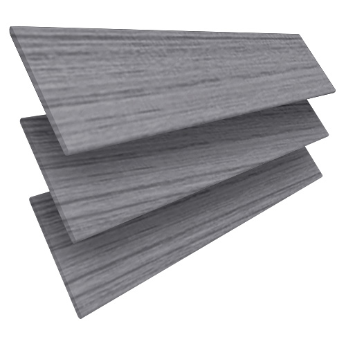 Native Soft Grey Wooden blinds
