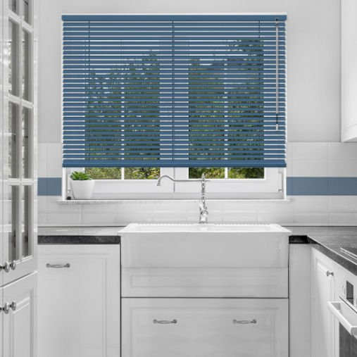Aluminium Venetian Blinds Made in the UK & Delivered Direct to your Home