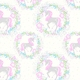 Click Here to Order Free Sample of Unicorn Blush Childrens Blinds