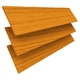 Click Here to Order Free Sample of Native Red Oak Wooden blinds
