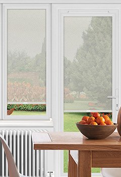 EasyFIT Moran Marshmallow Conservatory Blind