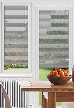 EasyFIT Ash Gloss Conservatory Blind