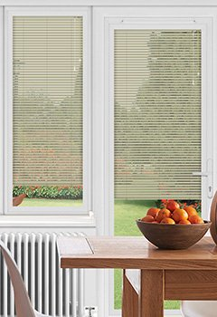 EasyFIT Champagne Pearl Conservatory Blind