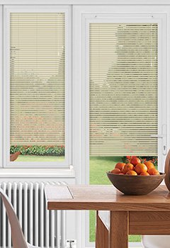 EasyFIT Gloss Cream Conservatory Blind
