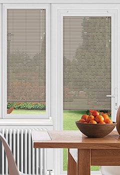 EasyFIT Latte Brown Conservatory Blind
