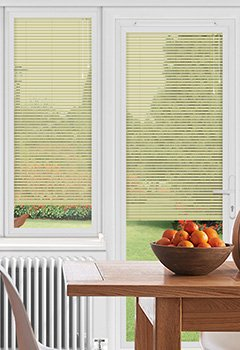 EasyFIT Oatmeal Cream Conservatory Blind