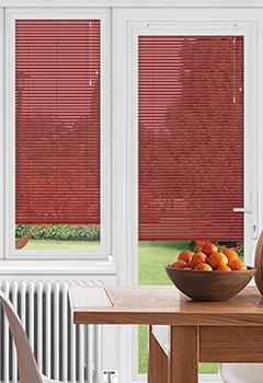 EasyFIT Ruby Red Conservatory Blind