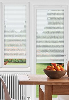 EasyFIT Sheen White Conservatory Blind