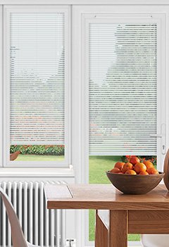 EasyFIT Snow White Conservatory Blind