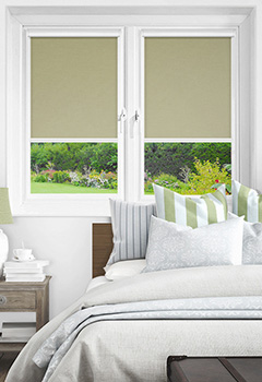 Newlyn Willow Intu Roller Blind