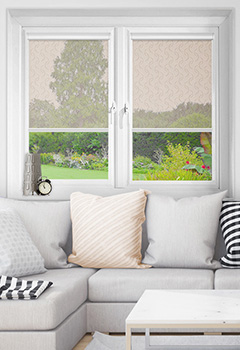 Luthrie Copper Intu Roller Blind
