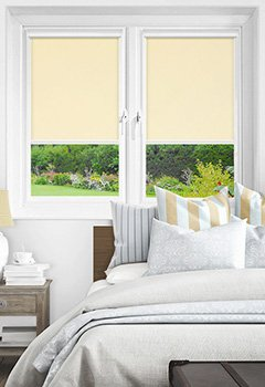 Newlyn Cream Intu Roller Blind