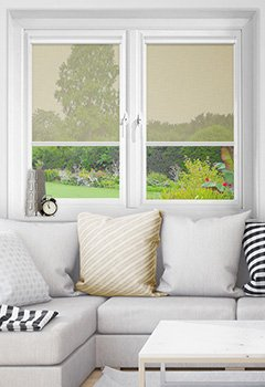 Vistaview Sand Intu Roller Blind