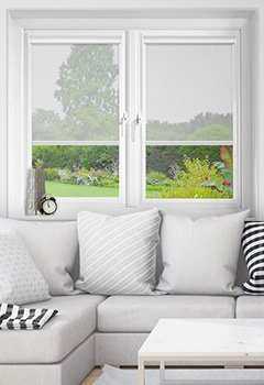 Vistaview White Intu Roller Blind