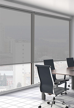 ROLTRA Steel Office Blind