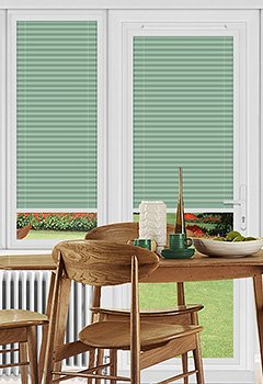 Rosewell Jade Perfect Fit Pleated Blind