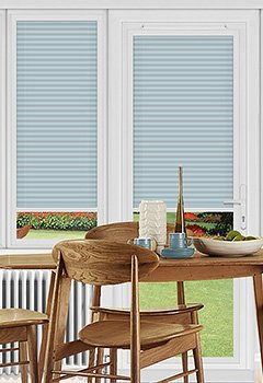 Washford Aqua Perfect Fit Pleated Blind