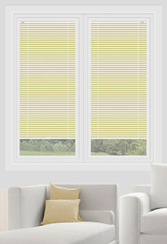 Oatmeal Cream Perfect Fit Venetian Blind