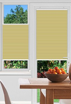 Foxcote Soft Cream Pleated Blind