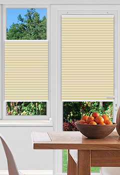 Rosewell Linen Pleated Blind