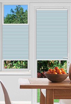 Washford Aqua Pleated Blind