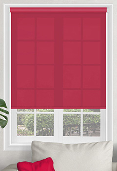 Sale Chilli Roller Blind