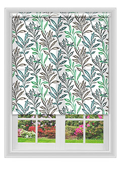 Emsworth Blue Roller Blind