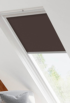 Keylite Brown Skylight Blinds For Keylite