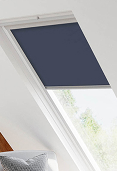 Velux Blue Skylight Blinds For Velux