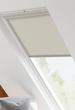 Velux Creme Skylight Blinds For Velux
