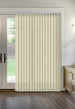 Thermal Beige Vertical Thermal Blind