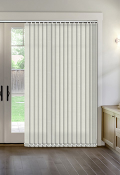 Thermal Vanilla Vertical Thermal Blind