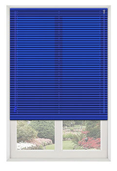 Reef Blue Venetian Blind