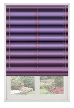 Shelby Orchid Venetian Blind