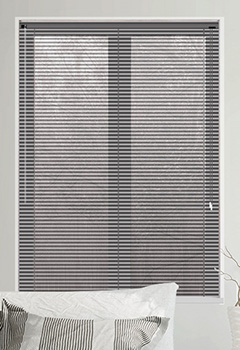 Mid Grey Venetian Blind